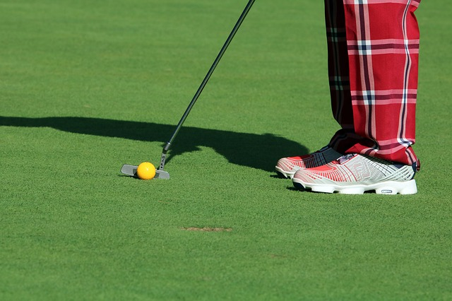 golf back pain fremont